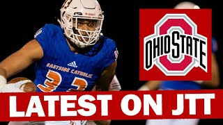 Latest On JT Tuimoloau And When He's Visiting Ohio State