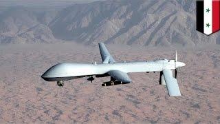 "EXCLUSIVE: How Did Syria Shoot Down the American Drone ""MQ-1B Predator"""