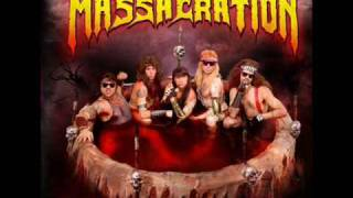 Massacration - The fire, the steel, the heavy & the money