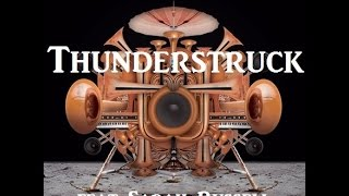 Video Owl City - Thunderstruck feat Sarah Russel W/Lyrics download MP3, 3GP, MP4, WEBM, AVI, FLV Oktober 2017