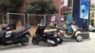 Scooter Maven San Francisco Shout Out