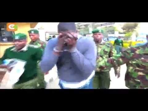Drama at Milimani Courts, Nairobi as prisoner attempts to escape