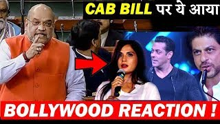 This Is How Bollywood Stars Reacted On Citizenship Amendment Bill 2019