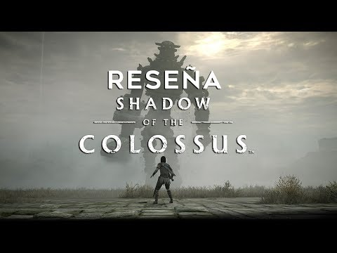 Videoreseña – Shadow of the Colossus
