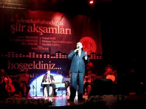 Mehmet Nuri Parmaksız Kelebek Ömrü-6. Altındağ Şiir Akşamları 2011