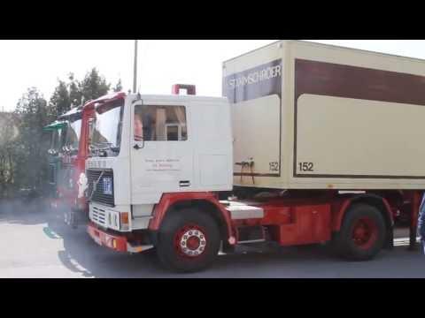 umsatteln Volvo F1020