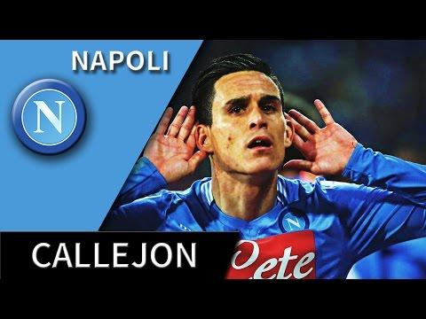 Jose Callejon • Napoli • Magic Skills, Passes & Goals • HD 720p