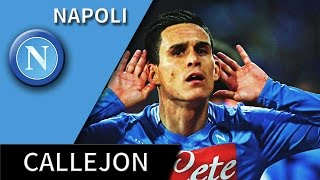 Jose Callejon • Napoli • Magic Skills, Passes & Goals • HD 720p