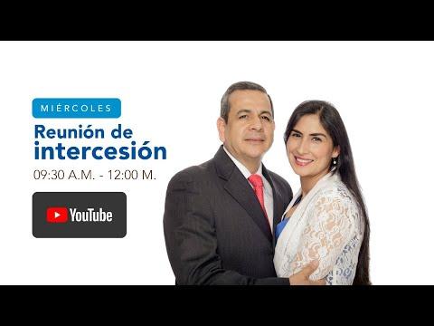 Reunión semanal de #oración e #intercesión - 21 octubre 2020