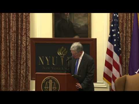 2010 James Madison Lecture: Hon. Robert Henry