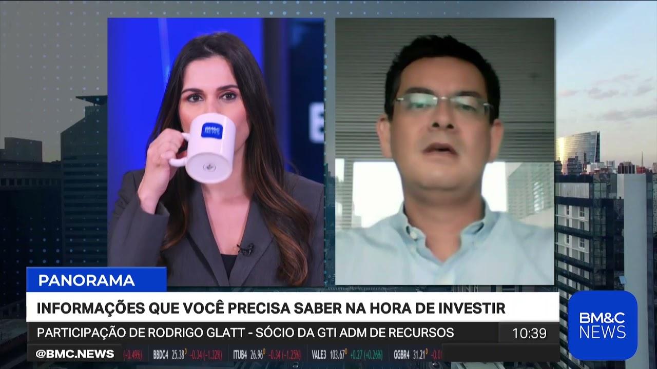 Vendas no varejo do Brasil sobem 0,6% em fevereiro sobre janeiro, diz IBGE; Glatt avalia na BM&C