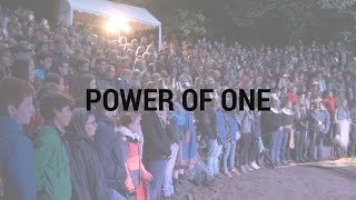 LSW 2016 - Power of One