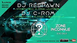 Dj Respawn [Mix Jungle] |-| Dj C-rom [Mix Techno] /|\ Live Radio Show