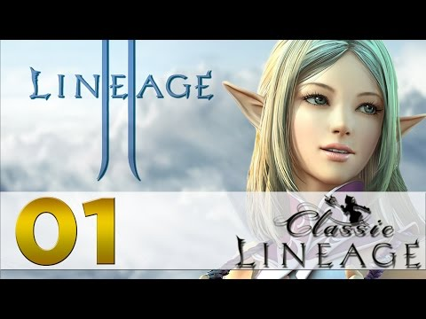 Lineage 2: Classic – Episode 01 – Grinding Begins