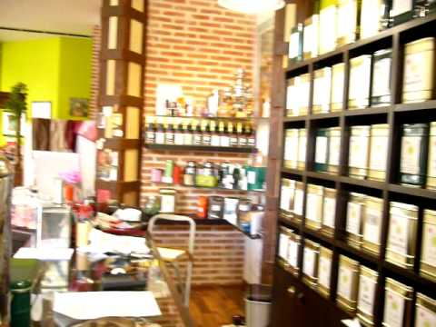 La tienda del té en León
