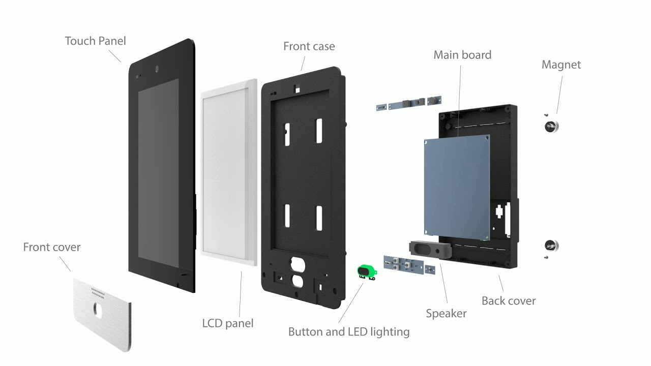 Vega Smart Home Touch Console