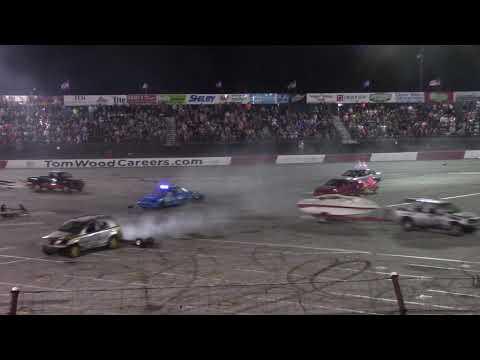 Indy Speedrome Trailer Race Fall 2019