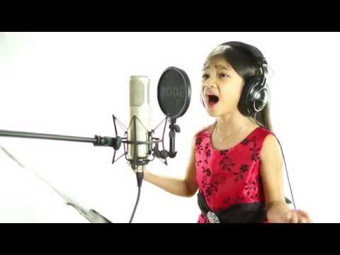 """Where Are You Christmas"" Cover by Angelica Hale (7 Years Old)"