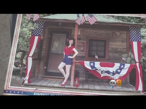 Female Veterans Become Calendar Girls For Good Cause