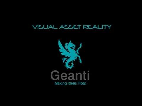 Visual Asset Reality Presentation Clip
