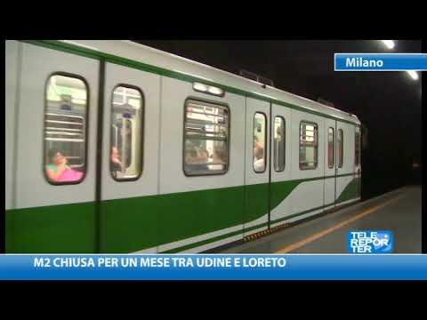 M2 Chiusa Per Un Mese Tra Udine E Loreto