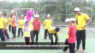 CSR video @ Rumah Anak Yatim & Miskin Nur Kasih, Taiping, Perak.