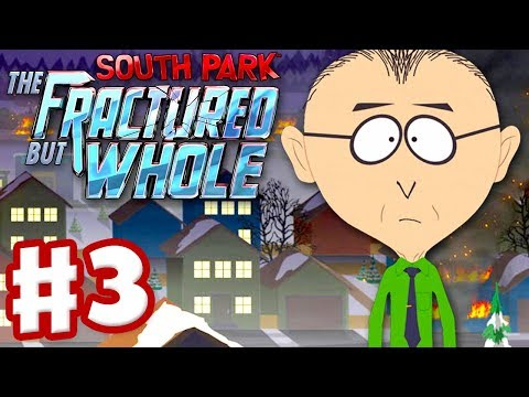 South Park: The Fractured But Whole  Gameplay Walkthrough Part 3  School Counseling!