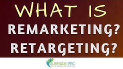 What is Remarketing? What is Retargeting? Remarketing and Retargeting Explained For Beginners