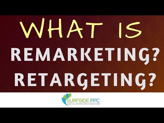 Remarketing & Retargeting Tutorials