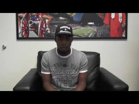 UNLV Football - Meet the Freshman: Andre Collins