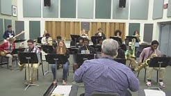 Swingin' with the Band at Douglas Anderson School of the Arts