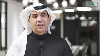 د. رجاء الله السلمي - وكيل وزارة الرياضة للإعلام والعلاقات - متحدثًا عن حملة نكمل بعض ونصنع الفرق