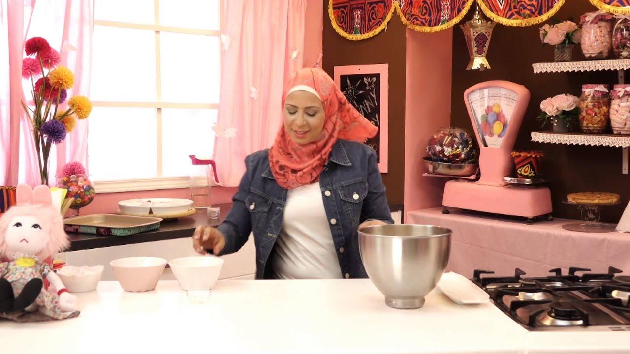 برنامج الحلويات - تجهيزات العيد: منين بالعجوة وسادة + قرص بالعجوة - الجزء الأول