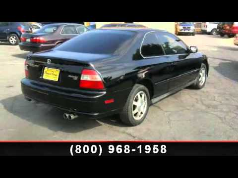 1995 Honda Accord Cpe - Used Hondas USA - Bellflower, CA 90