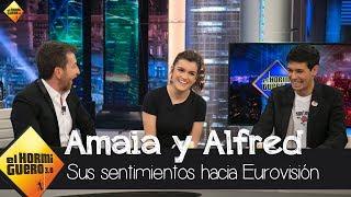 Amaia, sobre Eurovisión: