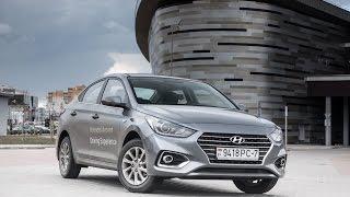 Тестдрайв: Hyundai Accent(Solaris) 1.6 6MT, 2017my