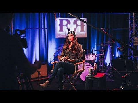 Juliette Lewis Interview - Rock Revival Showroom Sessions