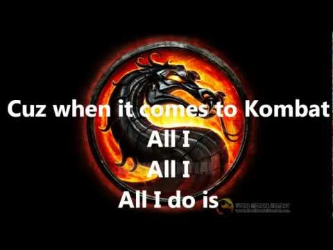 Jace Hall - Mortal Kombat Rap Lyrics! [HD]