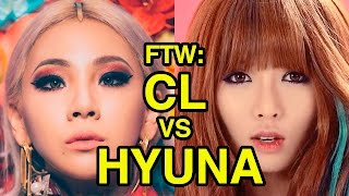 For The Win: CL vs HyunA MP3