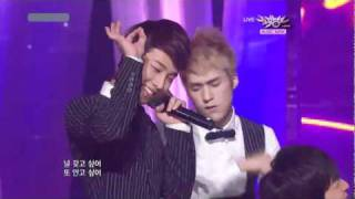 [LIVE] 101119 BEAST/B2ST - I Like You More Than Anything {COMEBACK STAGE}