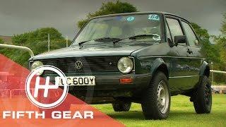 Fifth Gear The Illkly Trial смотреть