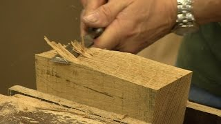 How To Make A Joiners Mallet (part 1) - With Paul Sellers