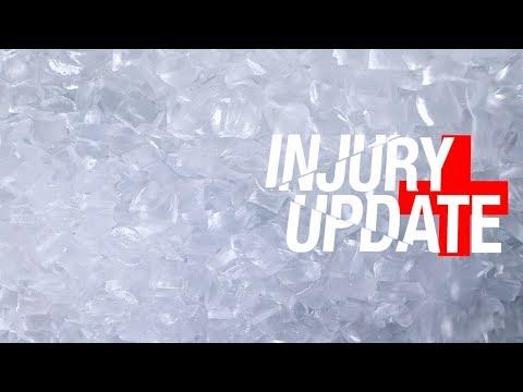Dr Jones & Partners Injury Update: R7