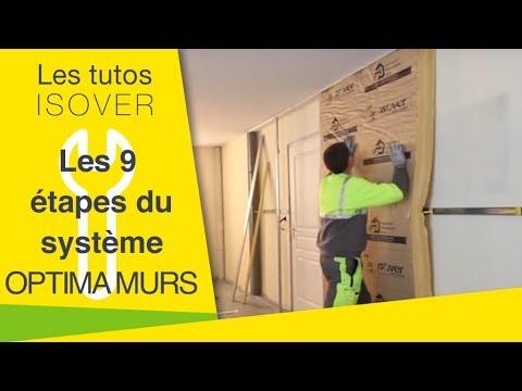 Essentiel Le Systeme Optima Murs En 9 Etapes Youtube