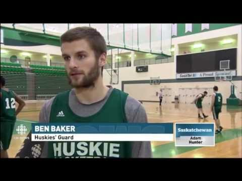 Ben Baker, Andrew Henry Fifth-Year Senior Feature