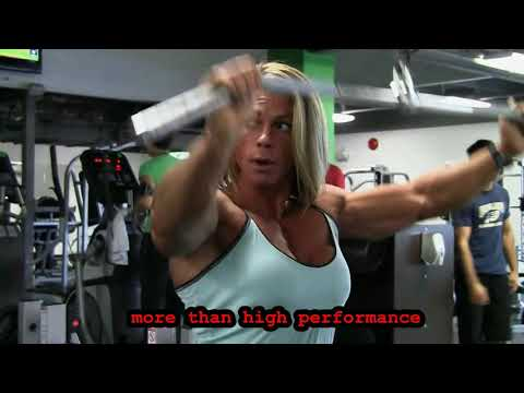 Megathon: A Show of Support for Female Bodybuilding