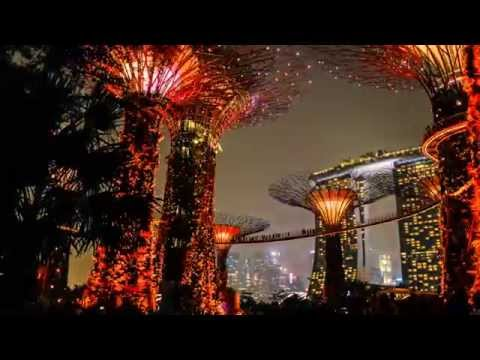 My Singapore - Timelapse - The future is now -Compilation HD