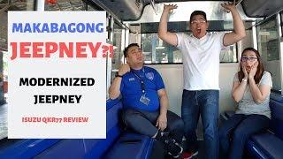 Modernized Jeepney : Isuzu QKR77 Review