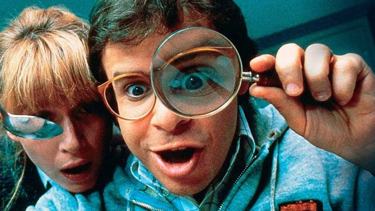 Honey I Shrunk The Kids 1989 Rick Moranis Thomas Wilson Brown Matt Frewer Jared Rushton Warpiter Youtube Complete with physical effects such as wind and water was created as an attraction at walt disney. honey i shrunk the kids 1989 rick moranis thomas wilson brown matt frewer jared rushton warpiter