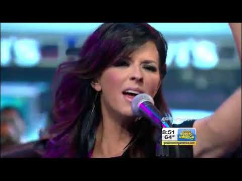 Good Morning America - Little Big Town - Pontoon